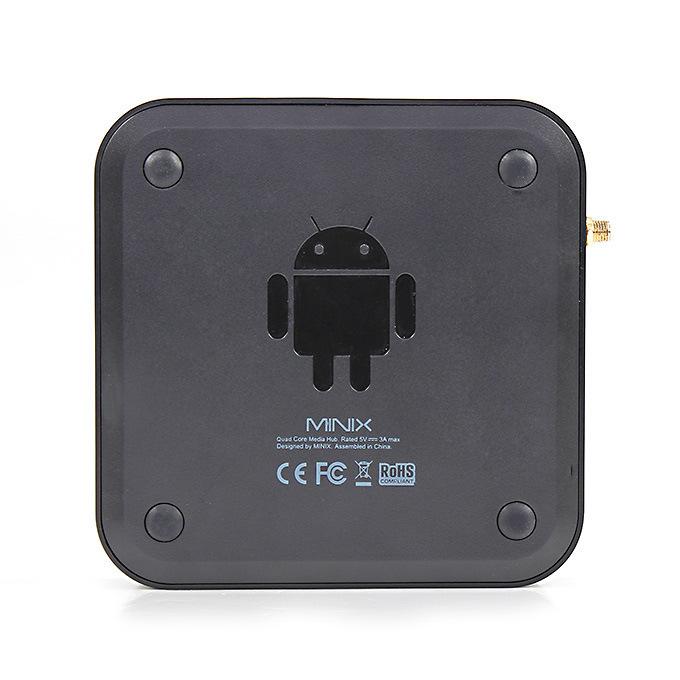 MINIX NEO X8 Plus Android TV Box Amlogic S802 Quad Core 2.0GHz 2G/16G 2.4G/5GHz WiFi XBMC Media Player IPTV Smart TV Receiver(China (Mainland))