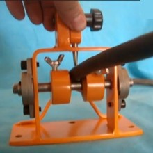 Manual Cable Wire stripping machine Peeling machine Wire stripper Stripper(China (Mainland))