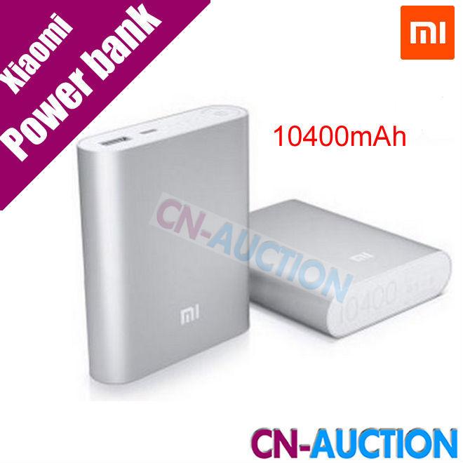 Bargain 100% Original Xiaomi Power Bank 10400mAh Xiaomi 10400 External Battery Pack Portable Charger Mobile Powerbank