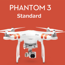 Original DJI Phantom 3 Standard FPV Drone With 12MP Camera Shoots 2.4K Video RC Quadcopter RTF