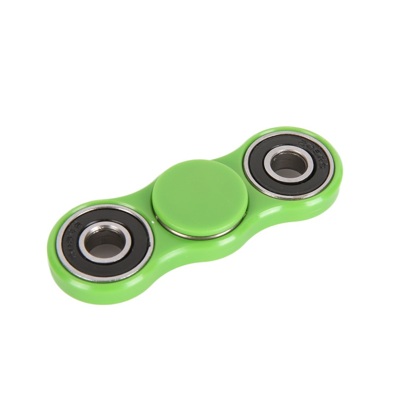 Spinner Fidget Toy Plastic EDC Hand Spinner For Autism and ADHD Rotation Time Long Anti Stress Toys Hot Selling