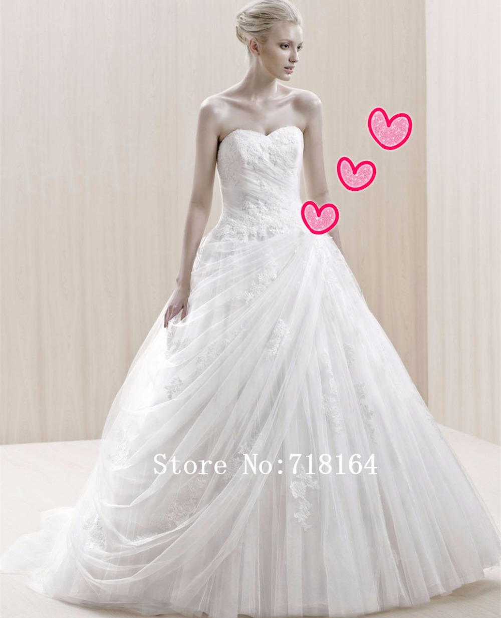 Buy cheap wedding dresses made in china for Where to buy yasmine yeya wedding dresses