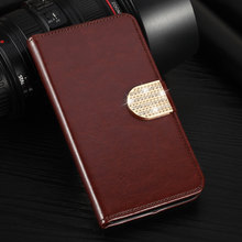 Buy Luxury Wallet Leather Case LG Optimus L9 II 2 D605 Hot Selling Flip Style LG Optimus L9 II 2 D605 Cover for $2.85 in AliExpress store