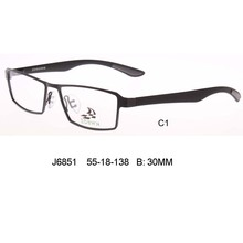 2017 New Retro Brand Design Fashion Glasses optical frame SiliconeSpectacle Eyeglasses Oculos Sol Gafas oculos de grau masculino