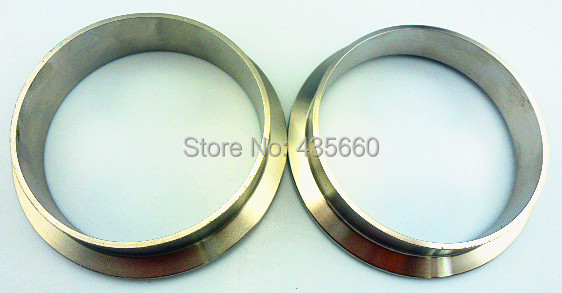 2.5'' stainless steel Male/Female Flange kits V band flange (flange only)(China (Mainland))