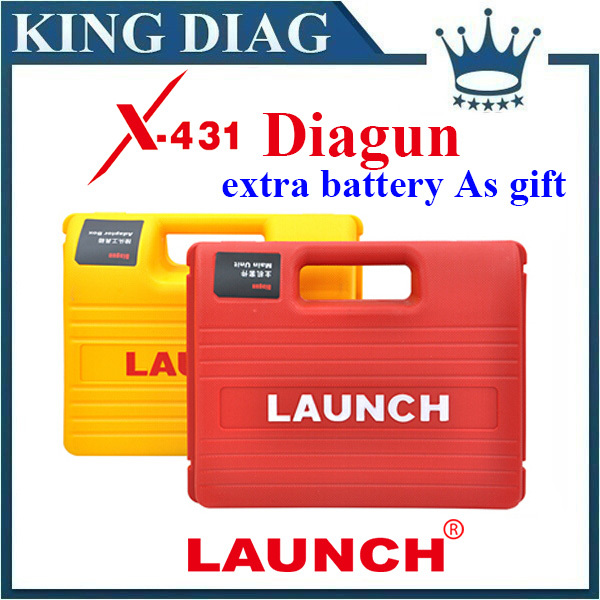 extra Battery As gift  .2015 .8 Version Launch X431 Diagun II Full Set  Launch X431+Lifelong free update+3 years warranty(China (Mainland))