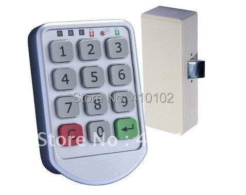 digital door lock for lockers electronic keypad lock for. Black Bedroom Furniture Sets. Home Design Ideas
