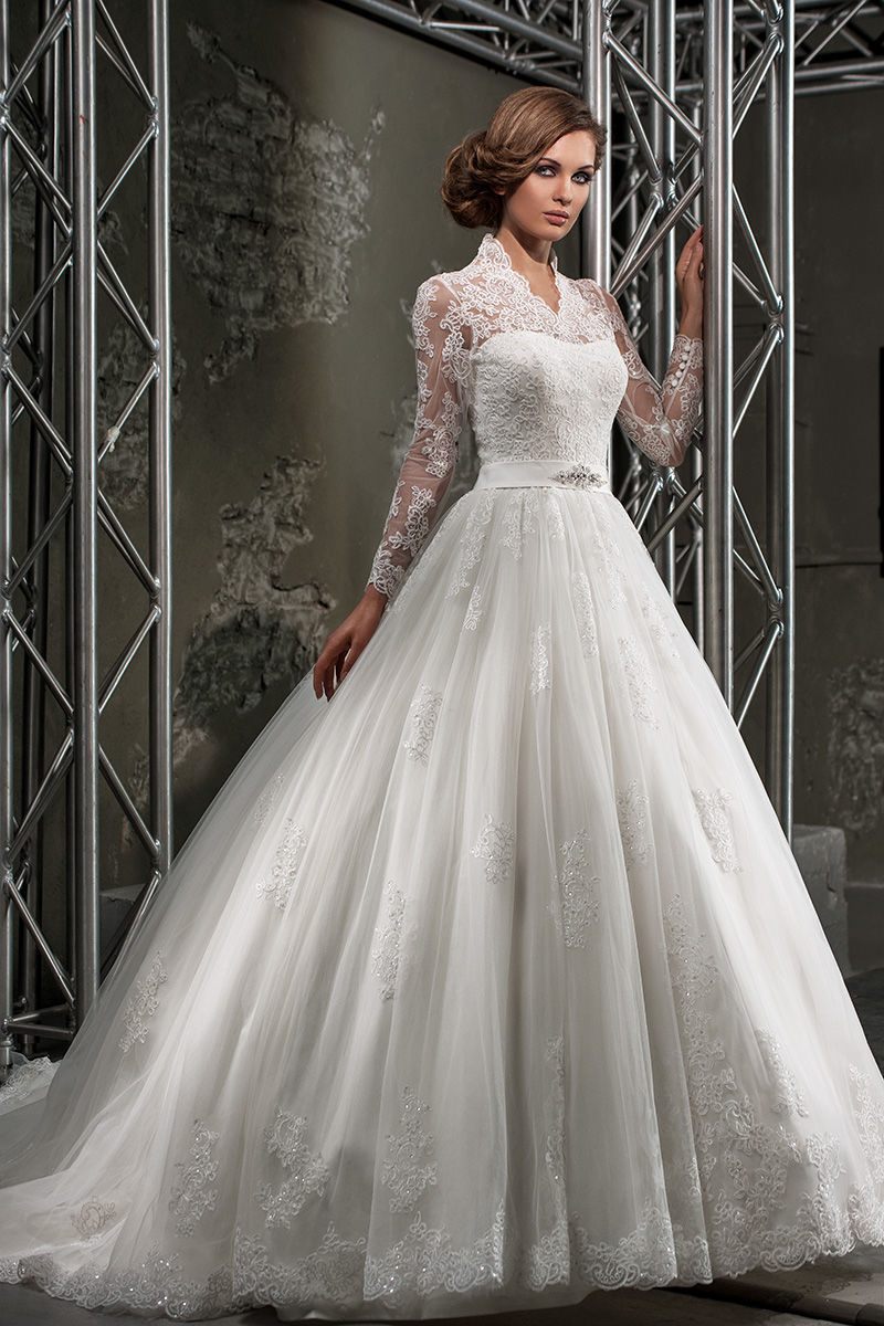 images of long sleeve ball gown wedding dresses the fashions