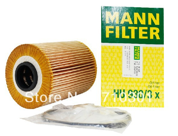Hot sales, free shipping fee MANN oil filter HU930/3X for 530i(China (Mainland))
