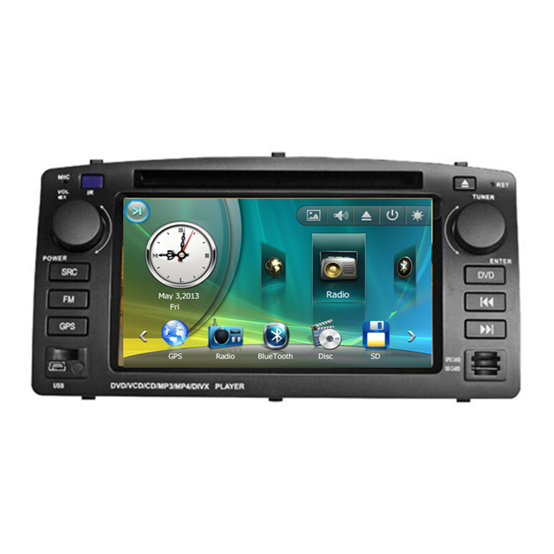 """6.2"""" Car Radio DVD GPS Navigation Central Multimedia for BYD F3 SD USB SWC AUX PIP RDS Analog TV Phonebook Bluetooth Handsfree(China (Mainland))"""