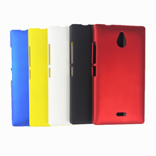 Buy Rubber Plastic Hard Ultrathin Frosted Shield Matte Case Nokia X2 Back Cover Mobile Phone Cases Bags Skin Shell for $1.49 in AliExpress store