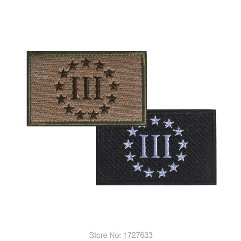 80*50mm Shoulder Embroidered Patches Badge Military Tactical Clothing Backpack Baseball Caps Badges Armband(China (Mainland))