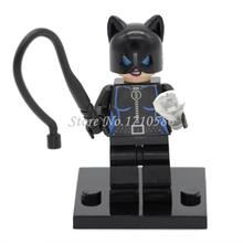 Individually Single Sale Minifigures Marvel Super Hero Avengers Deadpool Joker Building Blocks Sets Brick Toys Lego Compatible(China (Mainland))
