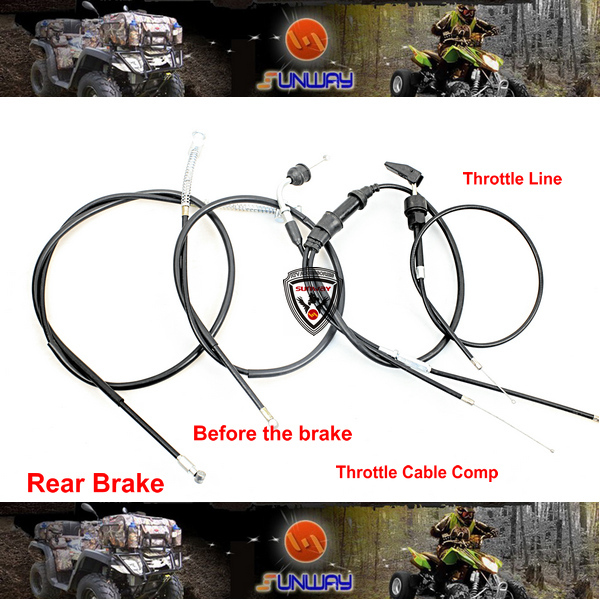 how to change break cable bike