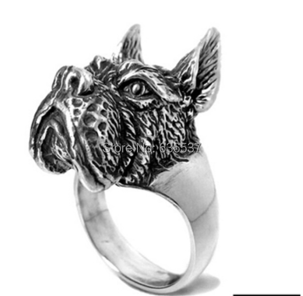 Animal jewelry high quality handmade dog ring XR024<br><br>Aliexpress