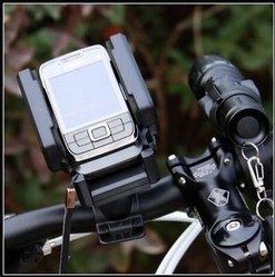Universal bicycle mobile phone holder for iphone 5g 4s 4g and GPS holder outdoor sports accessories