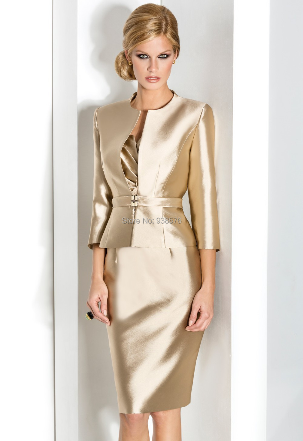 Dress And Jacket For Wedding Guest - JacketIn