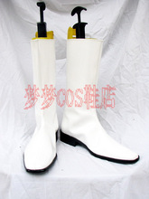 GUNDAM Cosplay Shoes Anime MOBILE SUIT GUNDAM AGE Boots High Quality Tailor Made