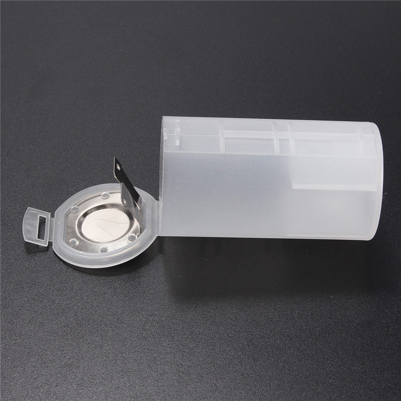 image for Excellent Quality 1pcs 2 AA To D Size Battery Holder Conversion Adapte