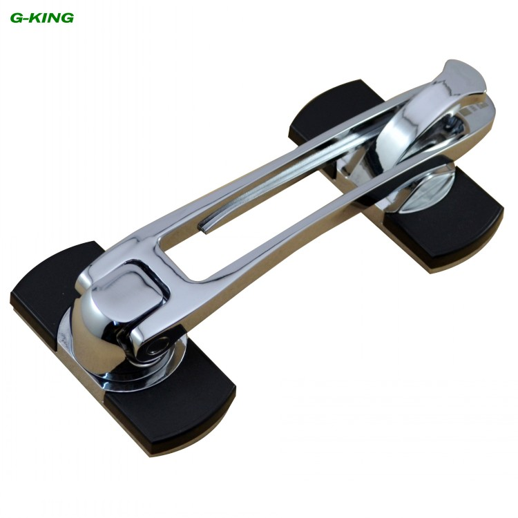 The concept of Qi security buckle buckle anti-theft door chain by high-grade safety anti-theft accessories with interior door ha(China (Mainland))