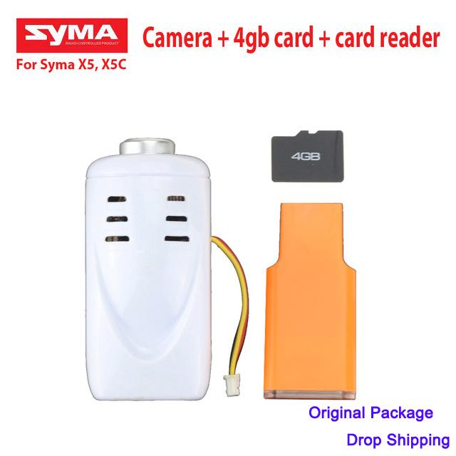 Brand SYMA 2 0MP HD Camera For SYMA X5 X5C X5SC RC font b Drone b