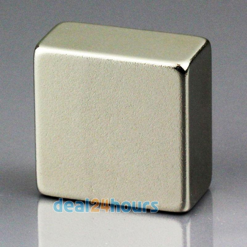 1PC N50 Big Bulk Super Strong Block Cuboid Magnets Rare Earth Neodymium 20 x 20 x 10 mm Free Shipping<br><br>Aliexpress