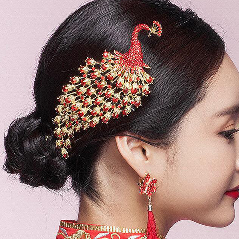 Oriental hair ornaments promotion shop for promotional for Oriental accessories