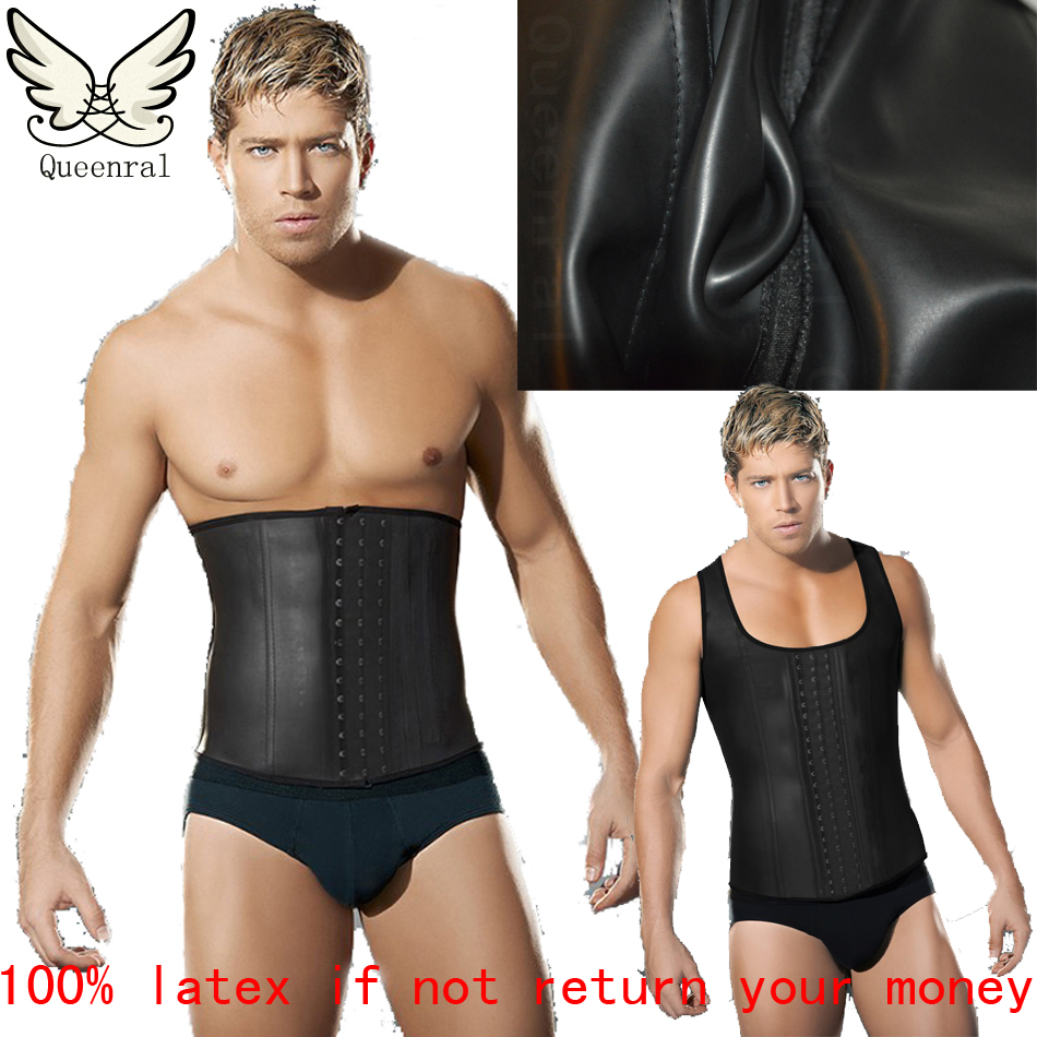 waist training corsets for men corset bodysuit men waist training corsets hot body shapers waist trainer latex waist cincherОдежда и ак�е��уары<br><br><br>Aliexpress