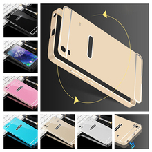 Buy Luxury Bumper Case Lenovo S8 A7600 Slim Ultra Thin Aluminum Frame + PC Cover Full Protective Hybrid Phone Cases Shell Skin for $3.74 in AliExpress store