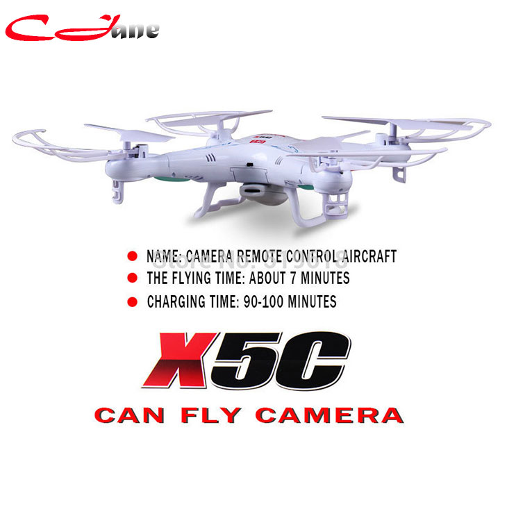 Free shipping the latest upgrade version syma RC helicopter toys X5C- X5A 2 million-pixel high-definition camera quadrocopter(China (Mainland))