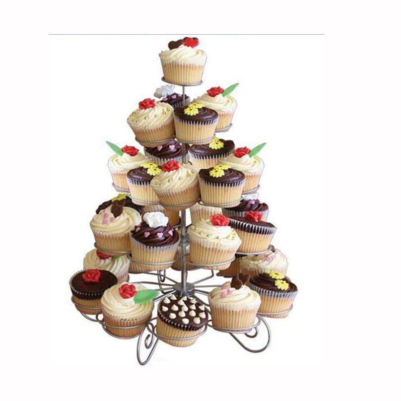 Hot diy xmas christmas cupcake stand muffin holder wedding