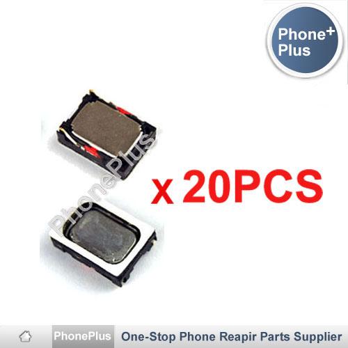 20 шт. динамиком внутренняя зуммер звонка по замене для Nokia C2-00 C5-03 3110 3120 5230 6120 6700 6500 6700 классические nokia c5 03