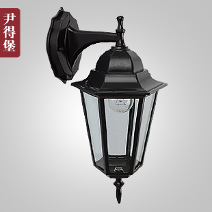 free shipping Fashion antique outdoor wall lamp outdoor lamp balcony lamp table lamp garden lights wdf-102(China (Mainland))