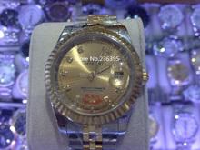 Men 's 41 MM R0LES reloj para hombre reloj de hombre 41 MM watch de zafiro de 41 MM reloj de acero inoxidable 1602