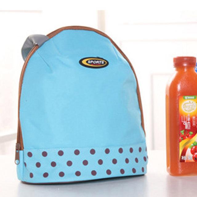 Новая Мода обед мешок изотерма тепловой сумка-холодильник супер большой кулер мешки ...