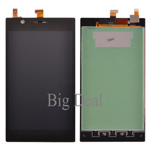 For Lenovo K900 Display LCD 100% Working New Assembly Touch Screen Panel Replacement Screen For Mobile Phone Parts