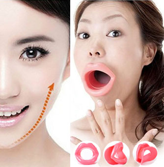Гаджет  New Arrival Silicone Face Slimmer Face mouth Exerciser,Lip Trainer Oral Exerciser , Exercise Mouthpiece Face Expression Care  None Красота и здоровье