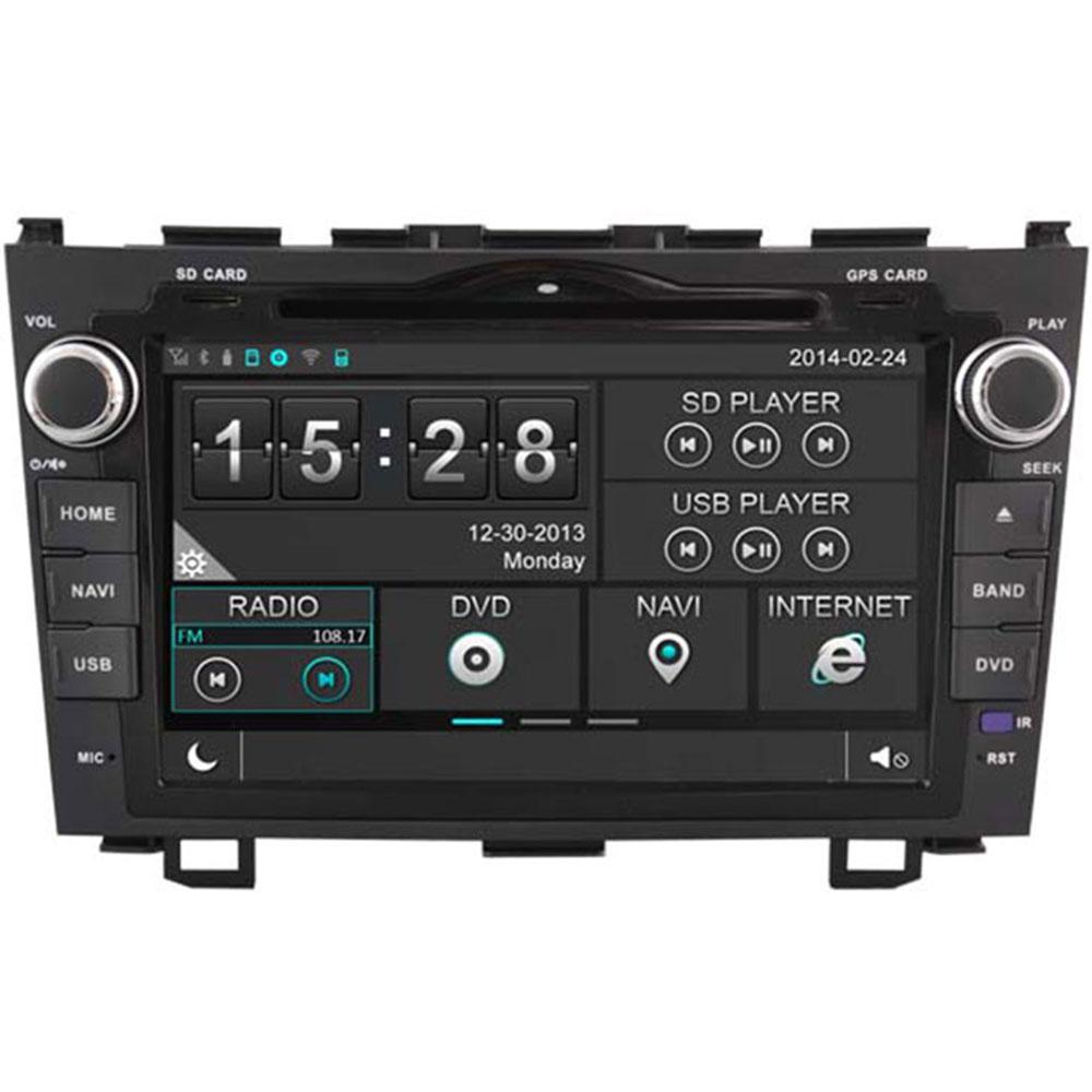 Witson Car DVD GPS Headunit Sat Nav for Honda CRV / CR-V 2007 - 2011 with Radio Stereo Player Tape Recorder Support 3G OBD DVR<br><br>Aliexpress