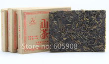 Buy 3 get 1! 2006year Yunnan Puer Tea Brick , Wild Tea,Raw Puer tea Flavorful Finish 50g