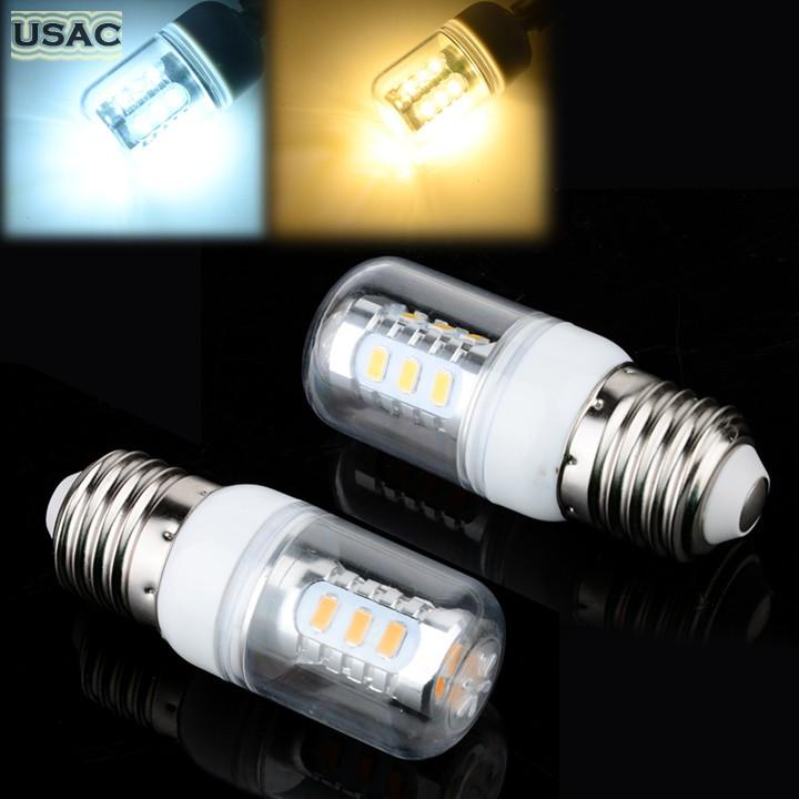 New 4W E27 Led Light SMD5630 15 LED Lamp Bulb Corn Cover Light 220V Lampadas Led ZYQ(China (Mainland))