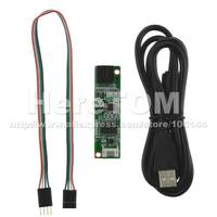 4 Wire Resistive LCD Touch Screen Panel USB Controller Especially for Digitizer