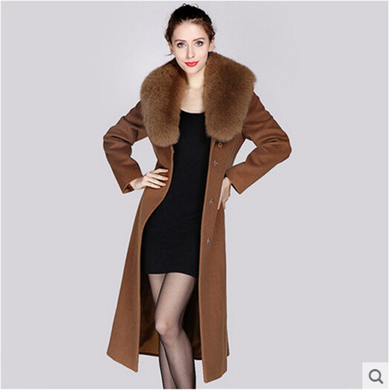 High Quality Wholesale cashmere coat fur collar from China ...