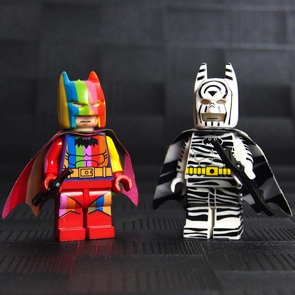 Batman Marvel DC Super Heroes Minifigures Avengers Iron Man Deadpool legoes Building Blocks Sets Model Toys(China (Mainland))