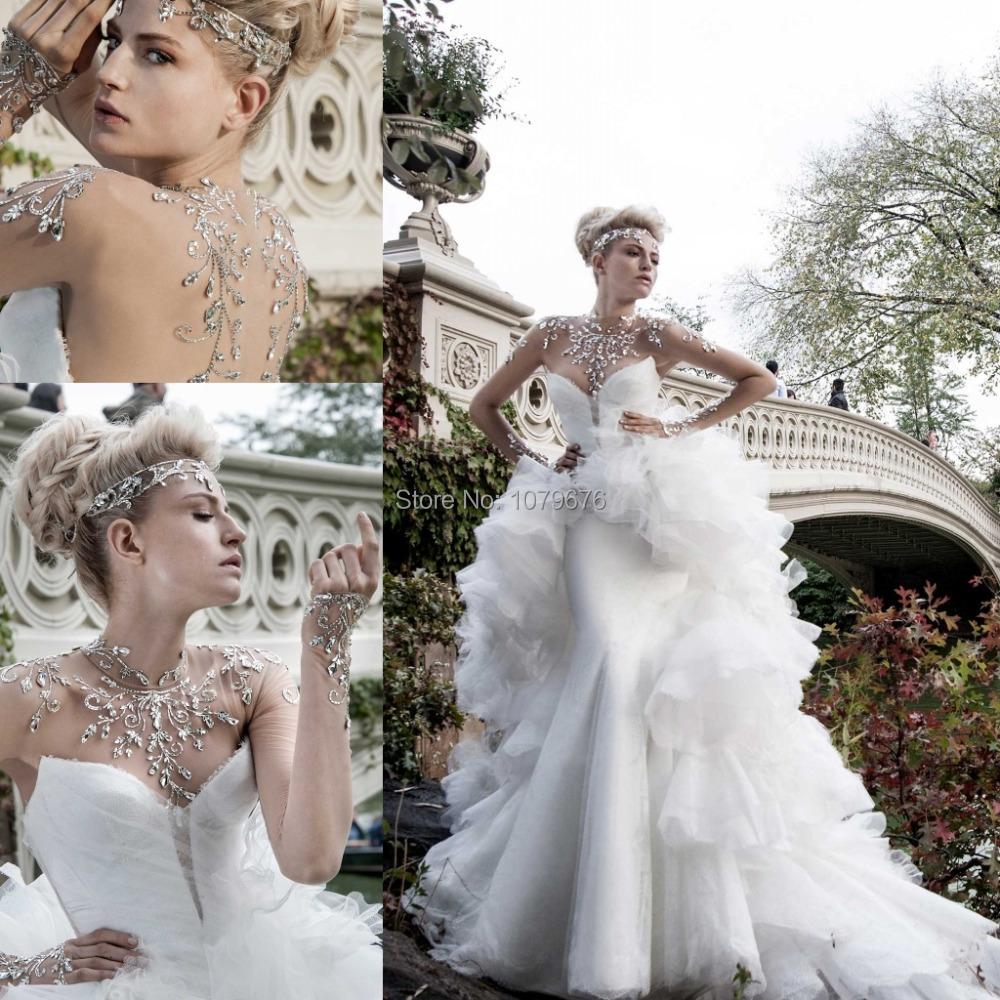 Дороге Свадебные Платья