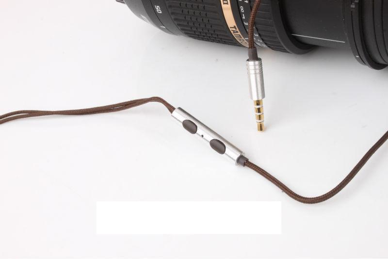 Metal Subwoofer Classical Xiaomi Earphone Headset for Xiaomi HTC Smartphone High Quality Xiaomi Earphones Headsets