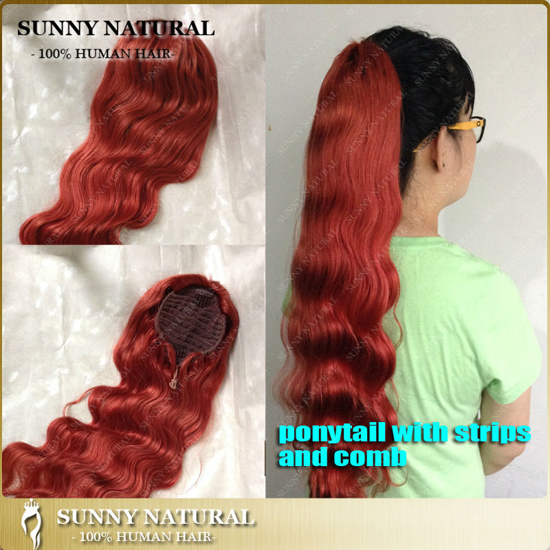 Human Hair Extension Group 12
