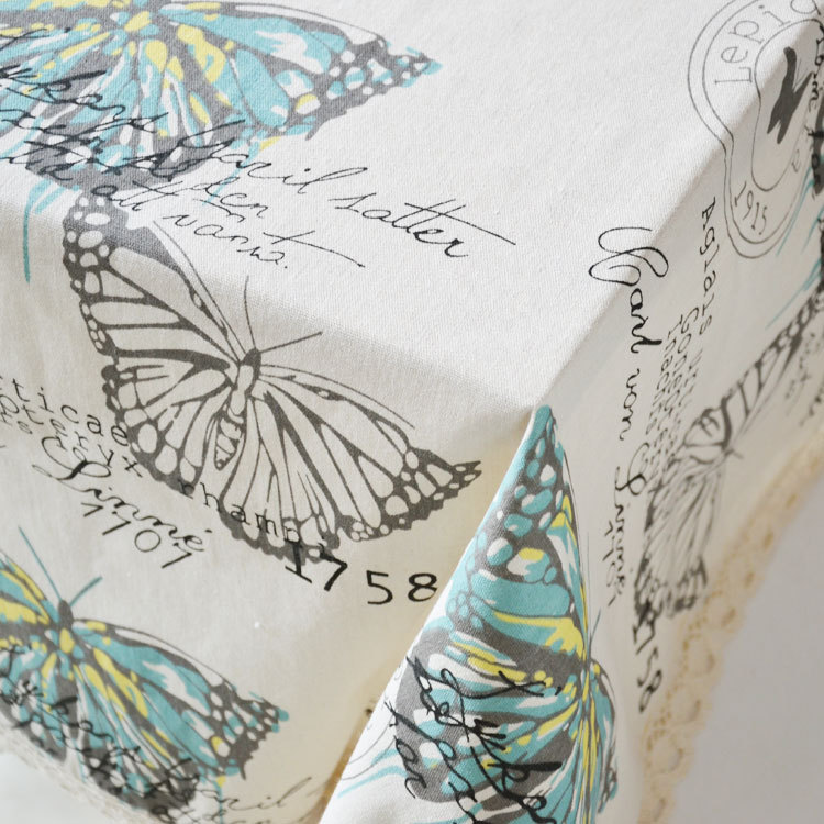 50x150cm Butterfly Cotton Fabric Cloth Diy Handmade Sewing Patchwork Sofa Curtain Tablecloth Kids Bedding Baby Doll Bag Textile(China (Mainland))