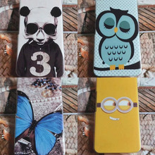 for Asus Zenfone Max ZC550KL 5.5 inch phone case PC hard painted pattern back case cover LDF-B
