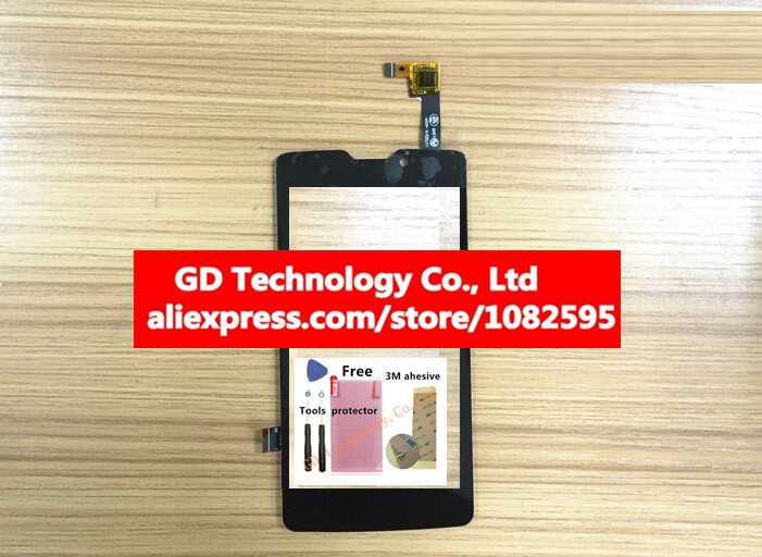 """4.5 """"original for DNS S4507 S 4507 Touch Screen Digitizer glass Panel lens Replacement sensor Free shipping+Tools LCD film"""