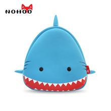 NOHOO Животные Дети Детские Сумки 3D Акулы Водонепроницаемый Детей Школьного сумки Для Девушки Парни Дети Милые 3D Мультфильм Для дети(China (Mainland))